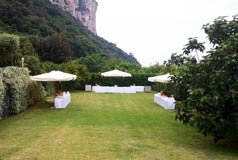 Organize events on the island of Capri